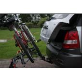 Платформа на фаркоп на 3 велосипеда