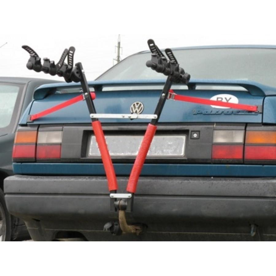 Багажник для перевозки велосипедов на фаркоп своими руками