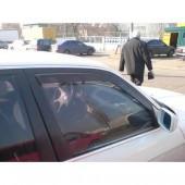 Ветровики на BMW  E30 ветровики к-т