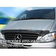 дефлектор капота MERCEDES VITO/VIANO 2003  →