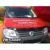 дефлектор капота VW CADDY 2D  2004R →