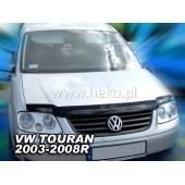 дефлектор капота VW TOURAN 5D 2003-2008R