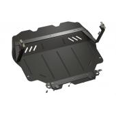 Защита двигателя для Ford Kuga захист редуктора заднього мосту2008-2013V-2,0 TD; 2,5 TDI