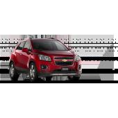 защита двигателя, защита картера Chevrolet Tracker