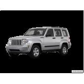 защита двигателя, защита картера Jeep  Liberty