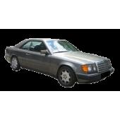 защита двигателя, защита картера Mercedes-Benz W 124