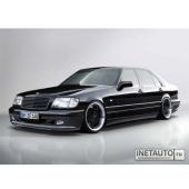 защита двигателя, защита картера Mercedes-Benz W 140