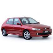 защита двигателя, защита картера Peugeot 306