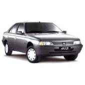 защита двигателя, защита картера Peugeot 405