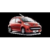 защита двигателя, защита картера Peugeot 107