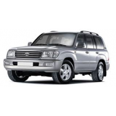 защита двигателя, защита картера Toyota Land Cruiser 100