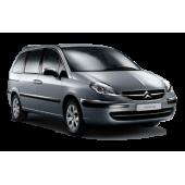 защита двигателя, защита картера Citroën C8