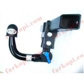 Фаркоп для AUDI Q7 c2015- A32V быстросьемный вертикальный